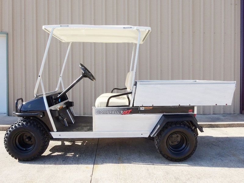 2004 Club Car Carryall 2 XRT Clearance Specials