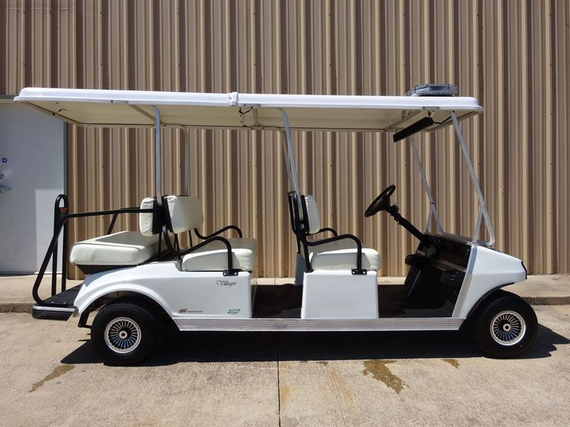 2010 Club Car Villager 6 Golf Cars