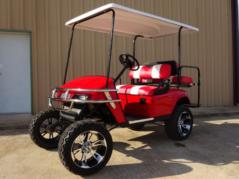 2013 EZ-GO TXT Golf Cars