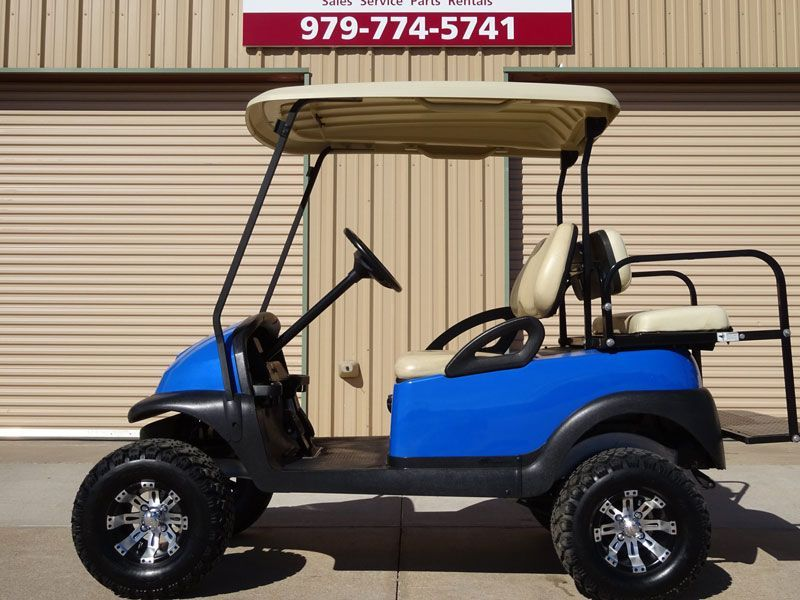 2012 Club Car Precedent Golf Cars