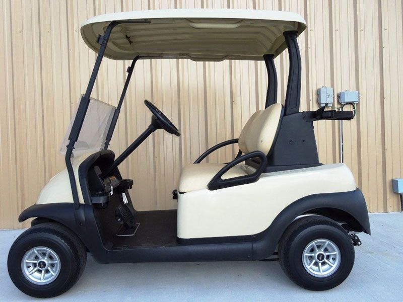 2013 Club Car Precedent Golf Cars