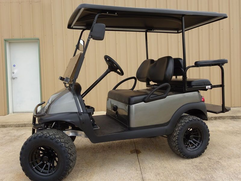 2014 Club Car Precedent Golf Cars