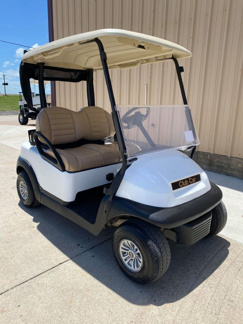 2017 CLUB CAR Precedent 48 Volt Electric Golf Cars