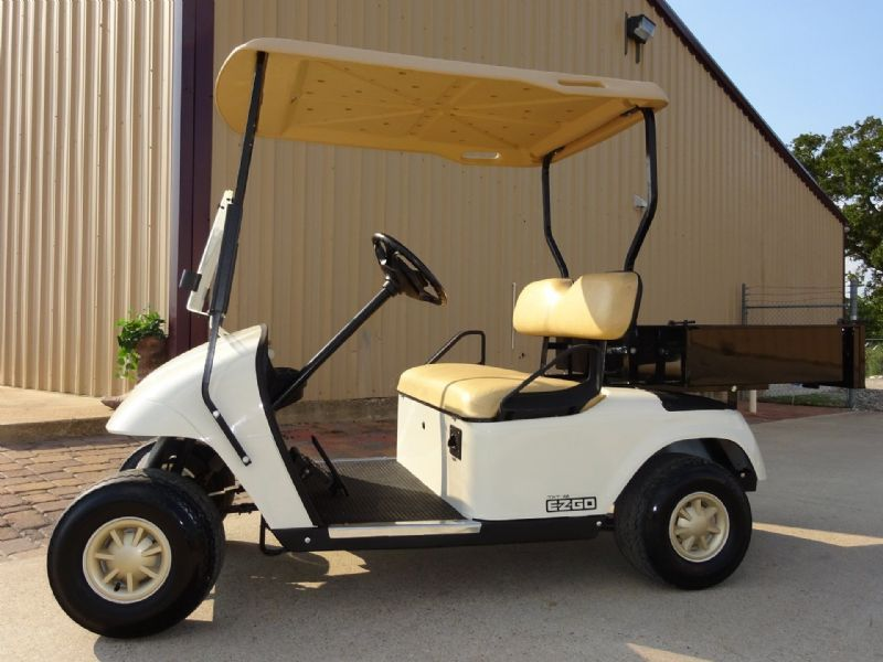 2013 EZ-GO TXT Golf Cars SOLD!!!