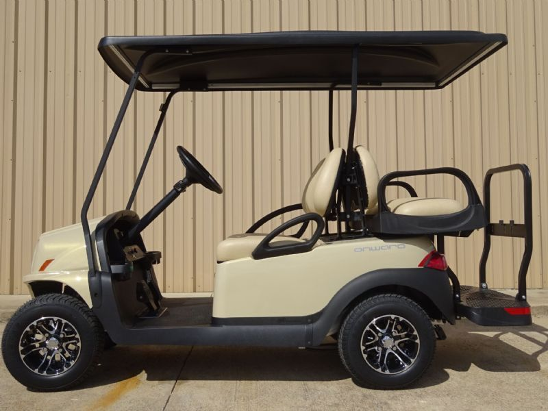 2018 Club Car Onward Golf Cars SOLD!!!