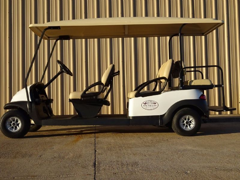 2014 Club Car Precedent Golf Cars SOLD!!!