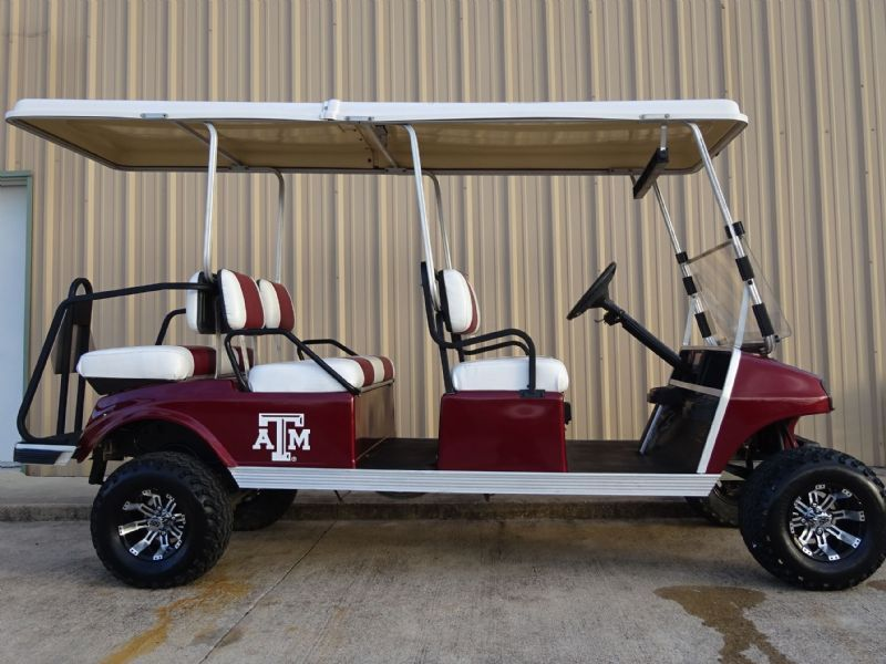 2006 Club Car Villager 6 Golf Cars