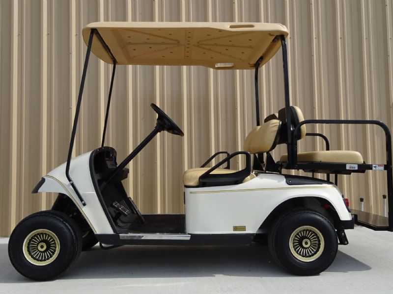 2008 EZ-GO EZ-GO TXT Golf Cars
