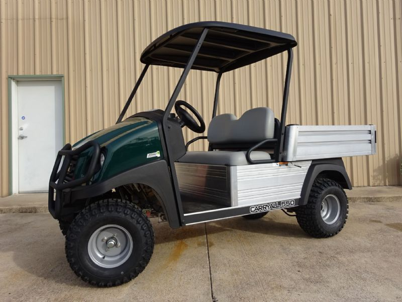 2018 Club Car Carryall 550 Utility Vehicles