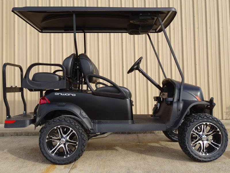 2018 Club Car Black Matte Limited Edition # 79-150 Golf Cars SOLD!!!