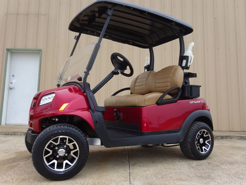 2018 Club Car Precedent Onward Golf Cars