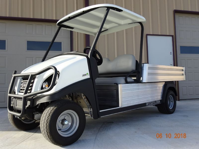 2018 Club Car Carryall 700 Utility Vehicles SOLD!!!