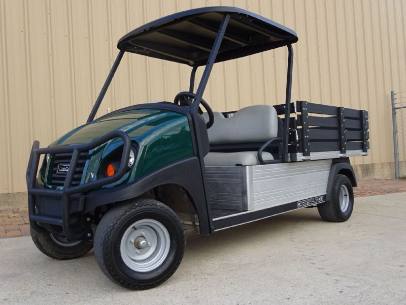 2016 Club Car Carryall 700 Utility Vehicles SOLD!!!