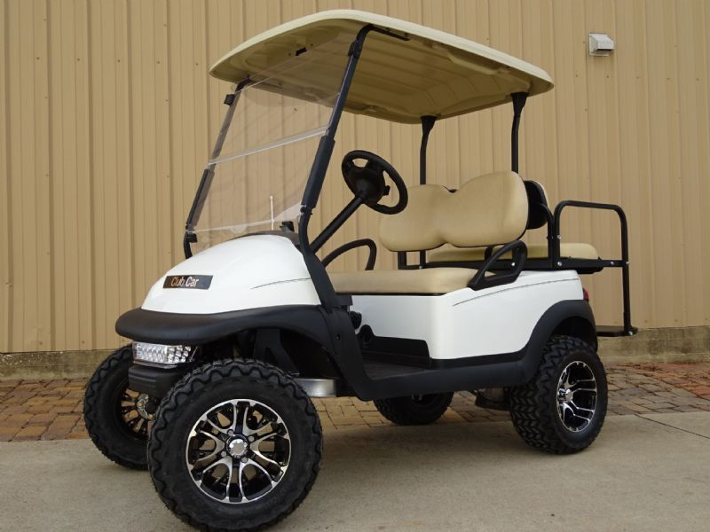 2015 Club Car Precedent Golf Cars SOLD!!!