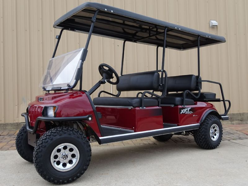 2018 Club Car XRT 850 SE Golf Cars