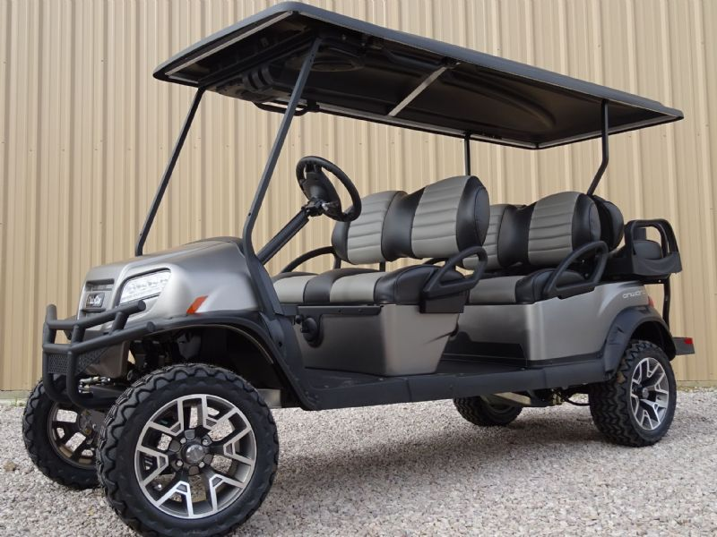 2019 Club Car Onward 6 Passenger Electronic Fuel Injected Golf Cars