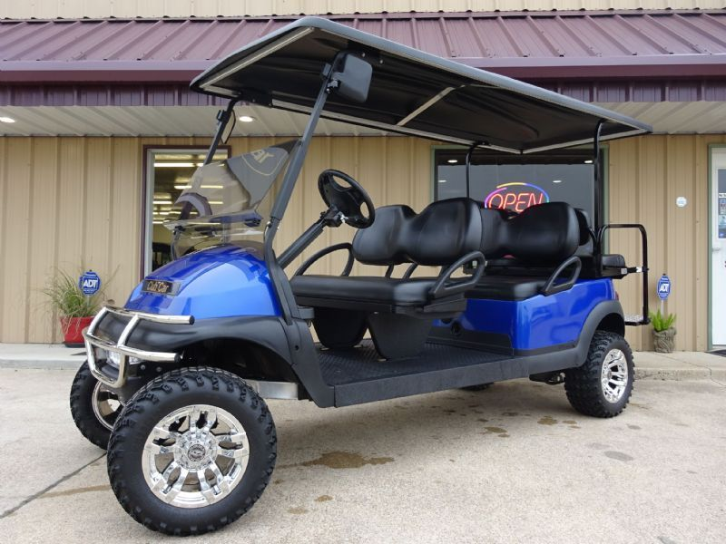 2015 Club Car Precedent Golf Cars