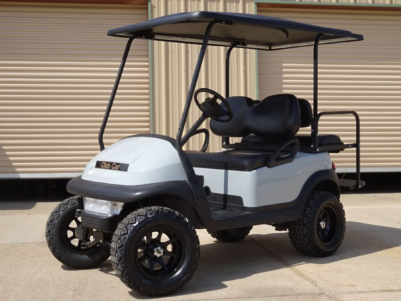 2008 Club Car Precedent Golf Cars SOLD!!!