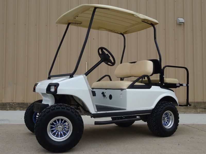 2001 Club Car DS Golf Cars SOLD!!!