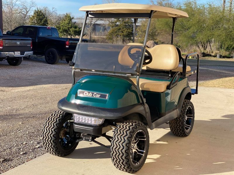 2018 CLUB CAR Precedent 48 Volt Electric Golf Cars