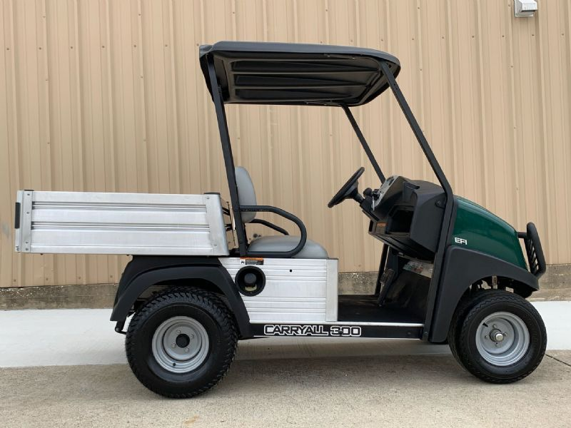 2018 Club Car Carryall 300 Utility Vehicles SOLD!!!