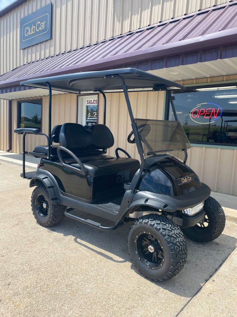2014 CLUB CAR Precedent Gas Golf Cars