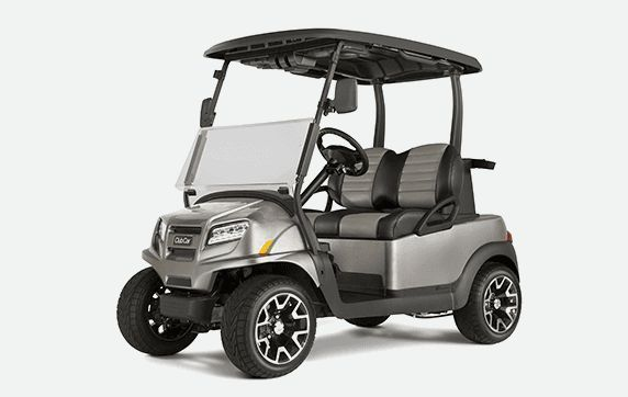 2018 Club Car 2-Passenger Non-Lifted Club Car Personal Transport Line