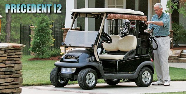 2018 Club Car Precedent i2 Club Car Fleet Golf