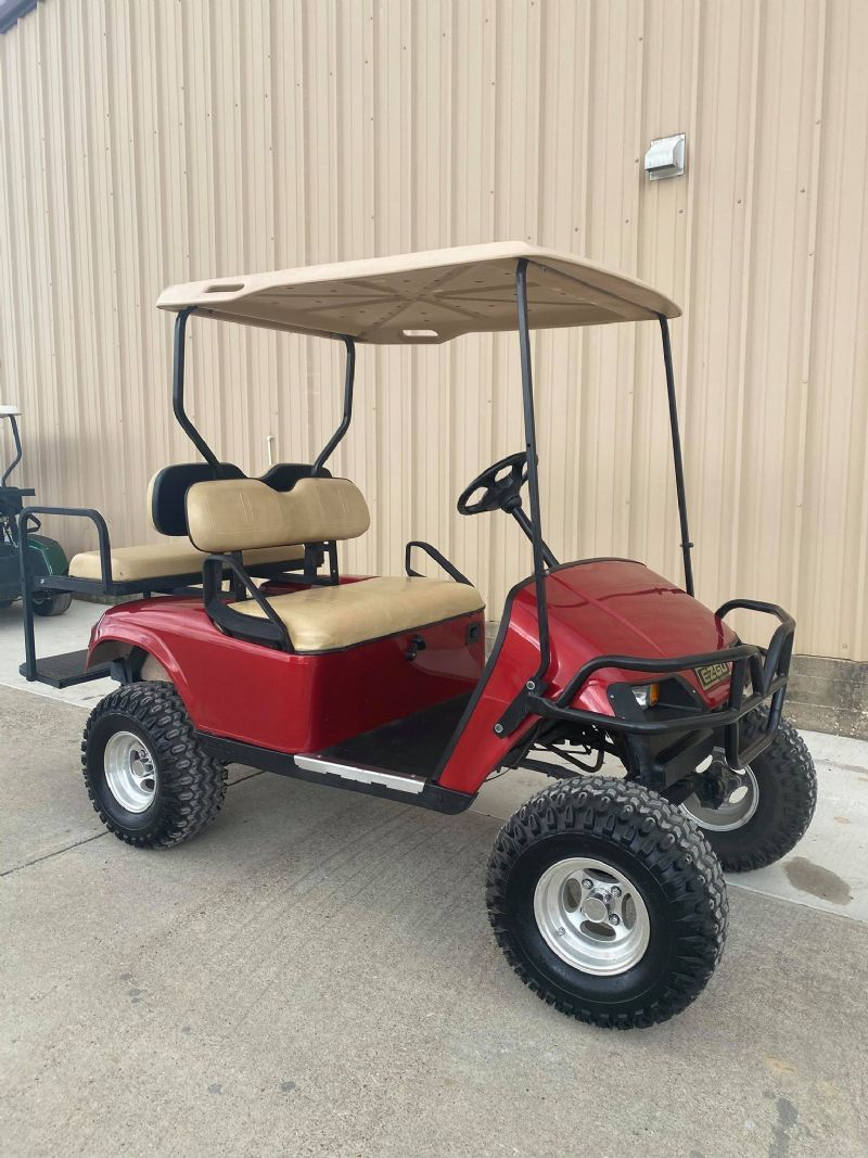 200 EZ-GO TXT 36 VOLT Golf Cars