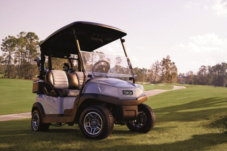 2018 Club Car Tempo Club Car Fleet Golf