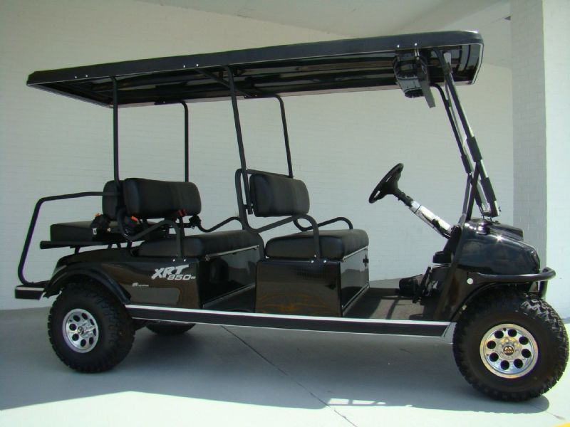 2018 Club Car XRT 850 SE Gas or Electric Utility Vehicle Club Car XRT Line