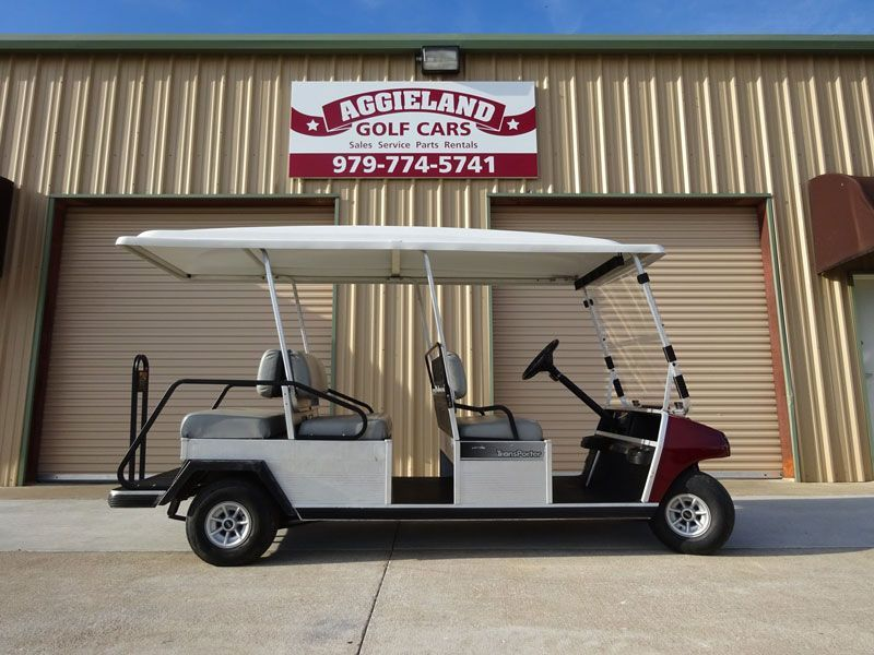 2004 Club Car Transporter 6 Golf Cars