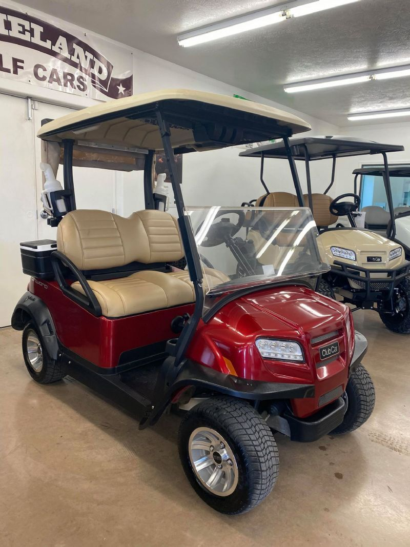 2018 CLUB CAR Onward EFI Gas Golf Cars