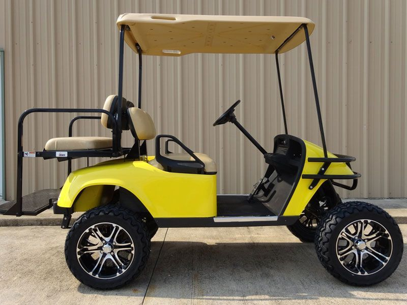 2012 EZ-GO TXT Golf Cars