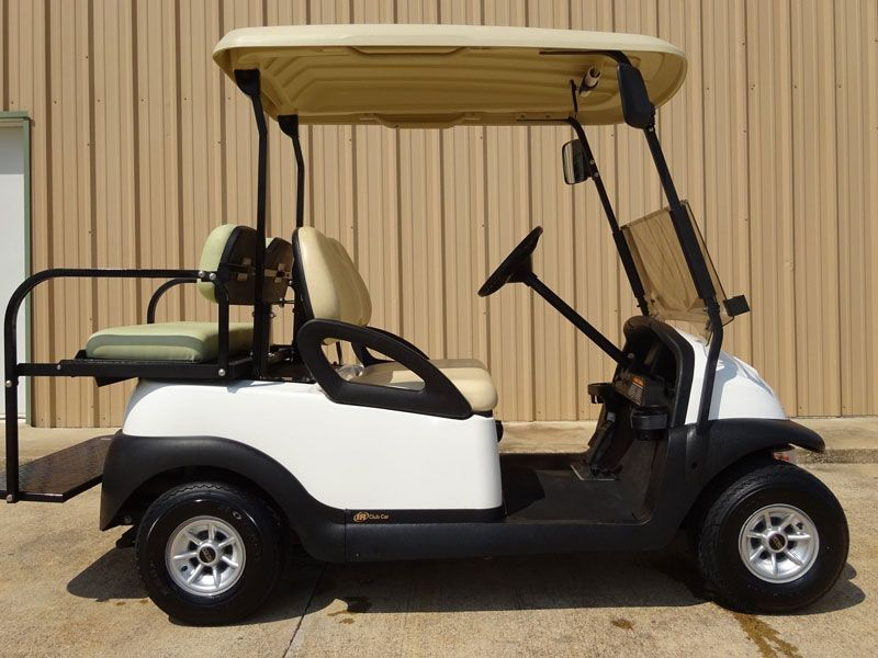 2006 Club Car Precedent Golf Cars SOLD!!!