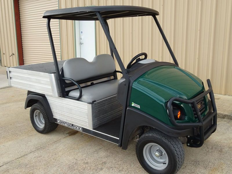 Golf Cars Sales - Service - Parts Golf Cart Club Car Carryall Lift Kit on