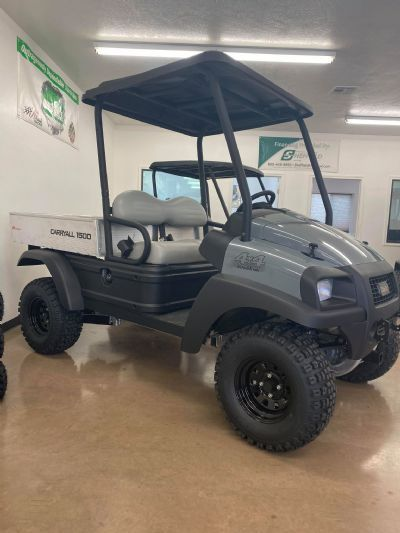 2021 CLUB CAR CARRYALL 1500 4X4 Utility Vehicles SOLD!!!