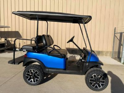 2010 Club Car Precedent 48 Volt Electric Golf Cars